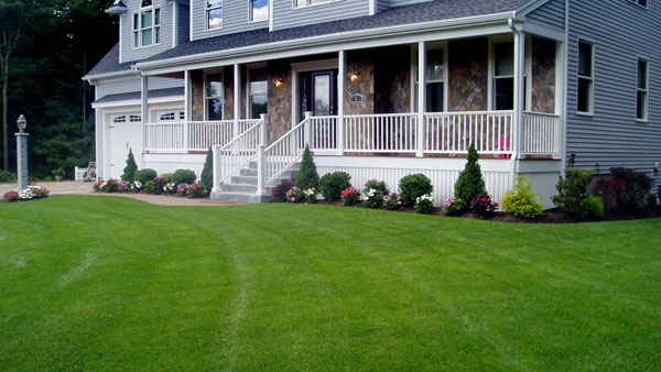 Landscaping Services by Gerrior Masonry and Landscape