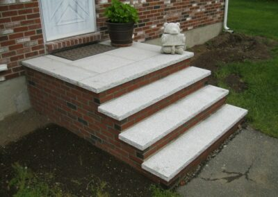 New Stairs Installed in Woburn MA