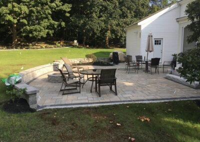 Patio & Firepit Projects
