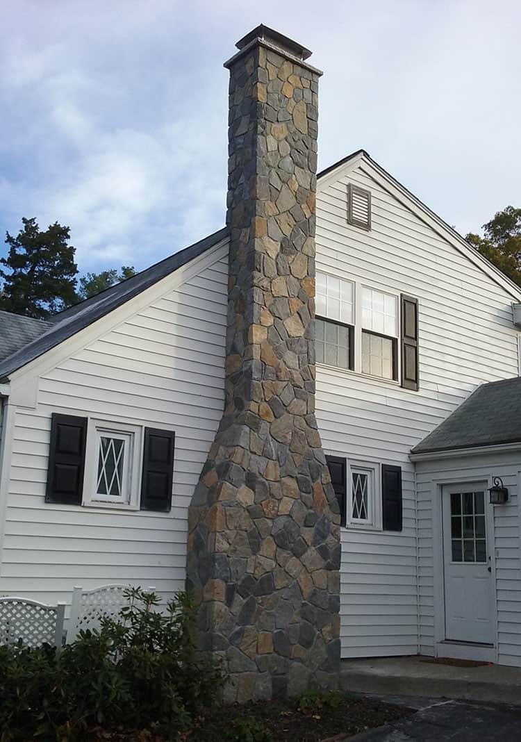 Masonry Chimney Services in Burlington MA