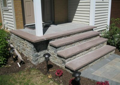 New Stairs Installed in Stoneham MA
