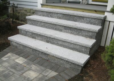 New Stairs Installed in Andover MA