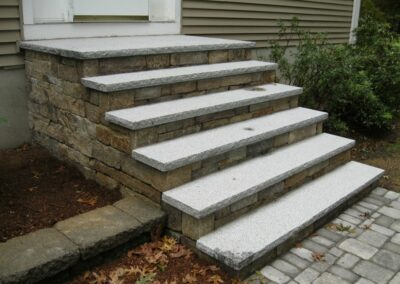 New Stairs Installed in Wilmington MA