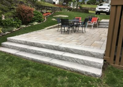 Patio Installation in Melrose MA