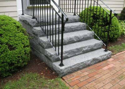 New Stairs Installed in Billerica MA