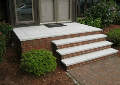 New Stairs Installed in Reading MA