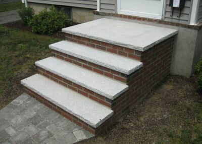 New Stairs Installed in Wakefield MA